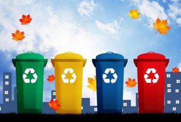 kosze do recyklingu